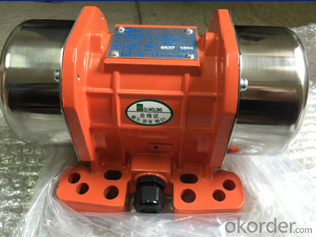 ORIGINAL ZOOMLION ELECTRICAL VIABRATOR  MOTOR