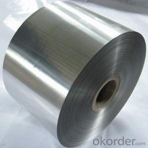 Synthetic Rubber Aluminum Foil Tape/High Peel Adhesion Synthetic Rubber Al. Foil
