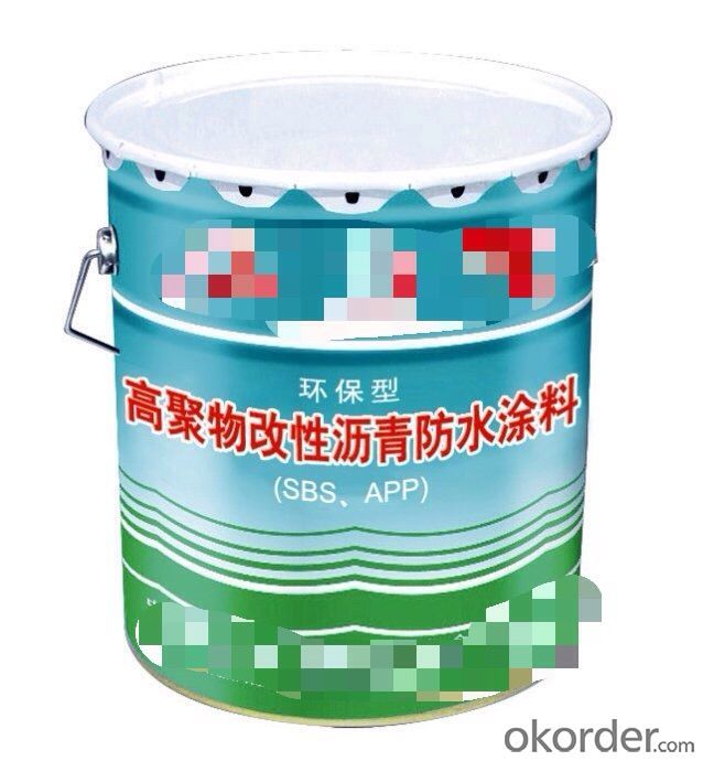 High Polymer Water Emulsion Waterproof Coating