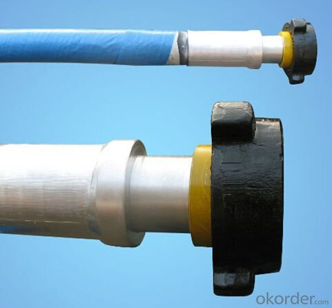 High Pressure Rubber Rotary Vibrator and Drilling Hose