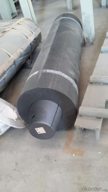 Graphite Electrode for Steel Welding Application