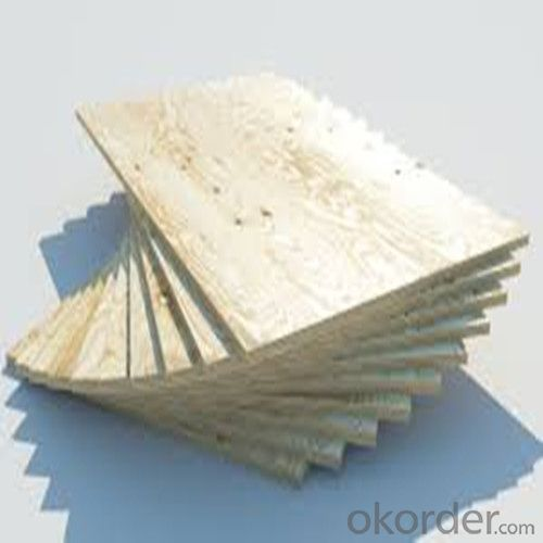 Melamine Faced MDF from CNBM with High quality.