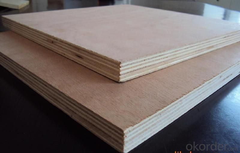 Birch Plywood B/BB 1220*2440*18 mm Commercial Plywood Sheets