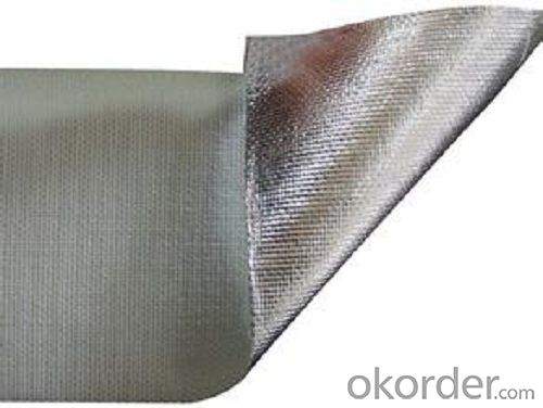 Aluminium Foil Use for Roof Insulation, Insulation Aluminium Foil Jumbo Roll