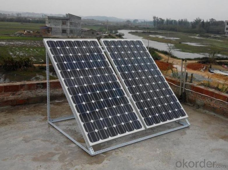 36V Monocrystalline Solar Panel 170W with TUV Certificate