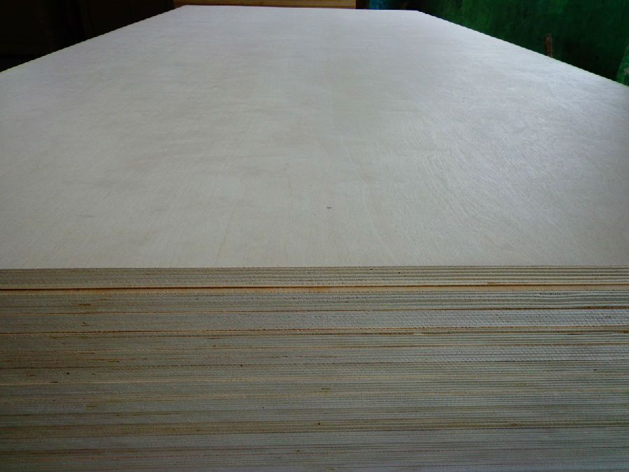 UV BIRCH FACE PLYWOOD  C/D,D/E ,E/F White Birch Cabinet Grade Furniture Grade