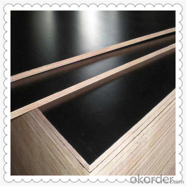 Hardwood Core Film Faced Plywood for Construction Usage