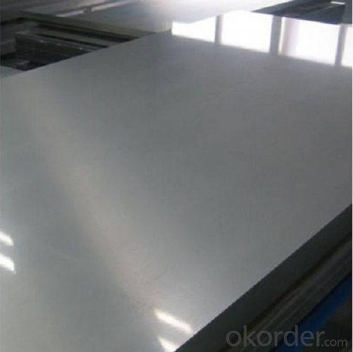 Customized Aluminum Sheet & Strip for Track Transportation Use
