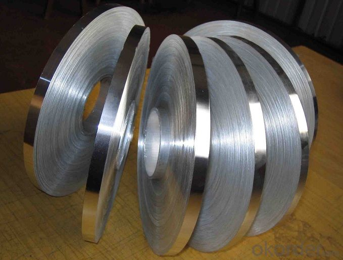Aluminum Strip 3004 O for lamps Base Cap with High Quality