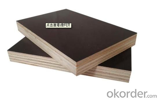 Finger-Jointed Core Brown Film Faced Plywood