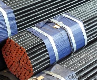 CS Seamless Steel Pipe ASTM A53/ ASTM A106/ API