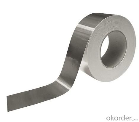 Reinforced Thick Aluminium Foil Tape Competitive Viscosity Reinforced Thick Aluminium Foil Tape