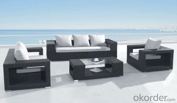 Outdoor Furniture Sofa Sets PE Rattan CMAX-WD0018