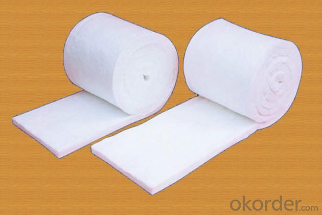 Ceramic Fiber Blanket for Insulation Made in China with High Quality 2015