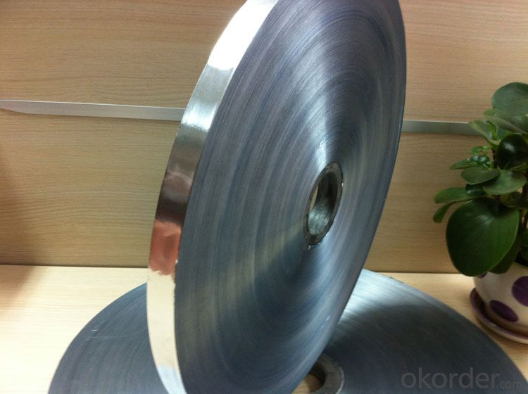 double sided aluminum PET foil for cable shield