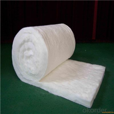 Ceramic Fiber Blanket Made in China with High Quality