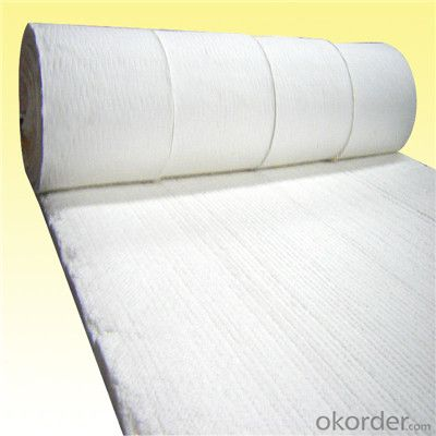 Ceramic Fiber Blanket High Temperature Insulation 2015