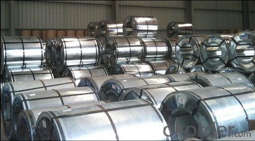 Hot-dip Zinc Coating Steel Sheets in Coils