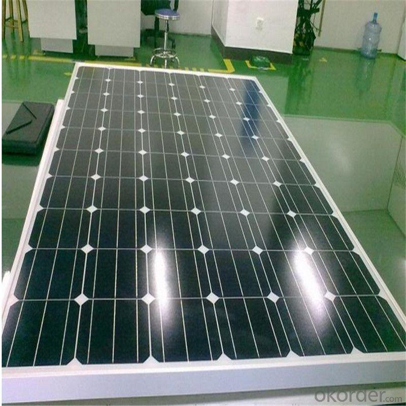 300w monocrystalline solar module