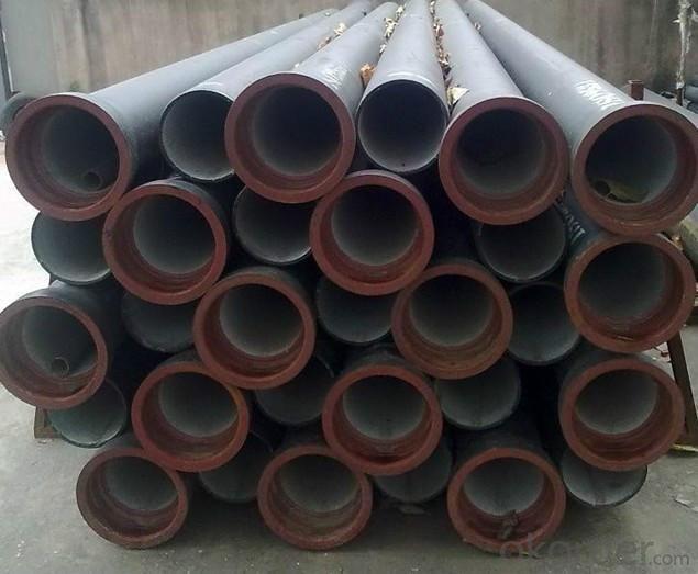 Ductile Iron Pipe Effective Length 6m EN545/EN598 DN500