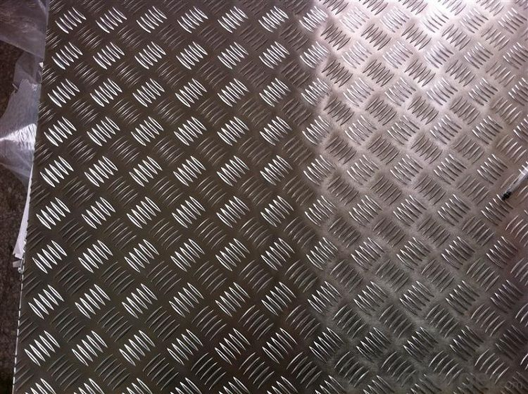 Embossed Aluminum Sheet for Treadplate/ 5052 Aluminium Sheet
