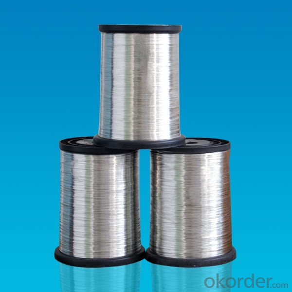 Tin-platted Copper-clad Steel Wire