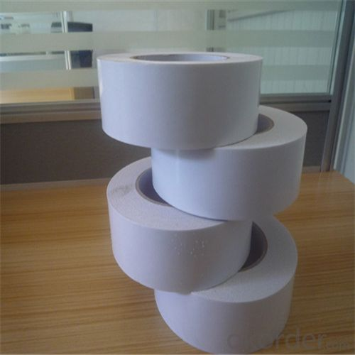 High Temperature Feature Double Sided Tissue Tape