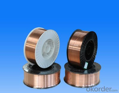 Physical Coating CopperClad Aluminum Wire