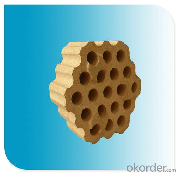 High Temperature Refractory Brick For Steel