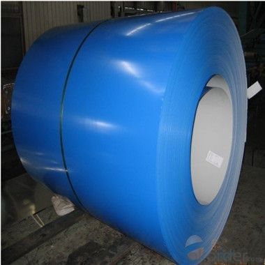 Galvanized Steel in GI Coil