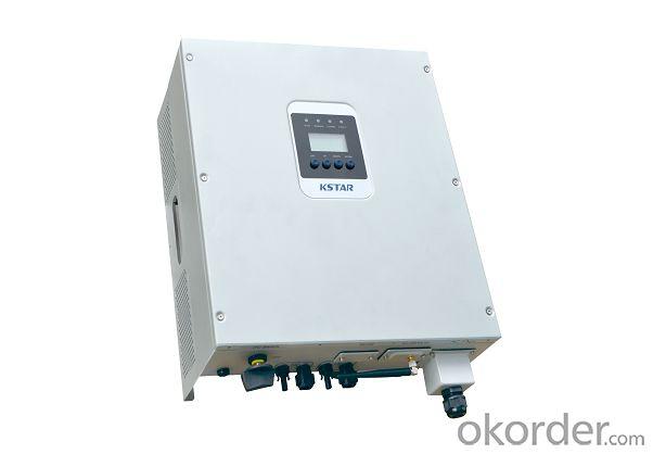 String Grid-Tied PV Inverter 3KW/3.6KW/4.2KW/5KW