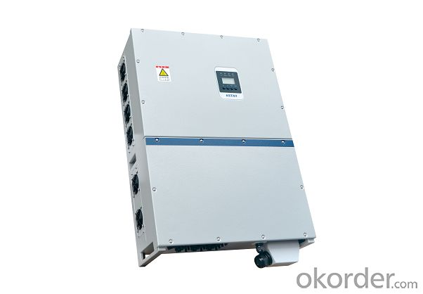 String Grid-Tied PV Inverter 36KW/56KW/72KW