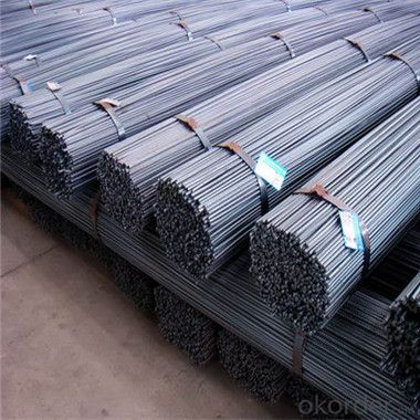 HRB500 Deformed Steel Bar /Steel Rebars