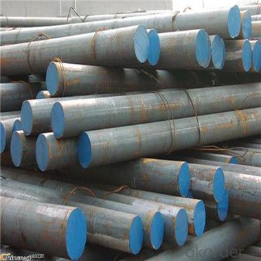 DC53/ Cr8Mo1VSi Forged Tool Steel Round Bar