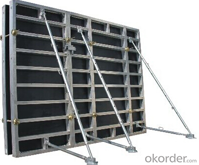 Steel Frame Formwork for Flat Slab and Table