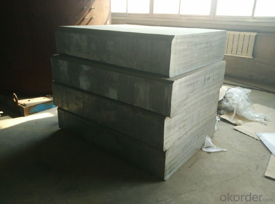 Magnesium Alloy Plates AZ31B Materials with Hot Rolling Productions