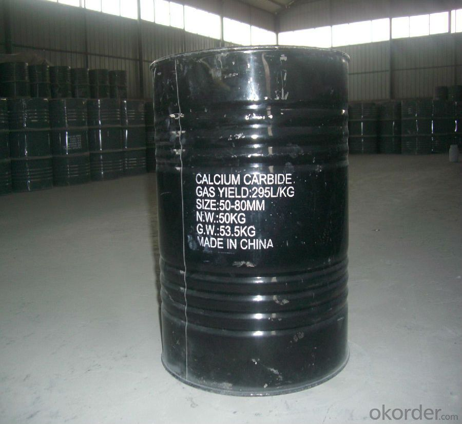 Calcium Carbide Power With Different Size