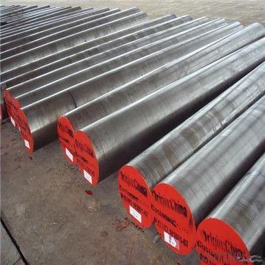Cr12 Steel Round Bars D3 Galvanized Round Bars Din1.2080 Tool Steel