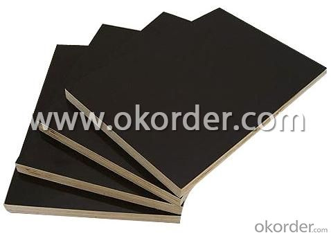 One Time Hotpress Black Film Faced Plywood