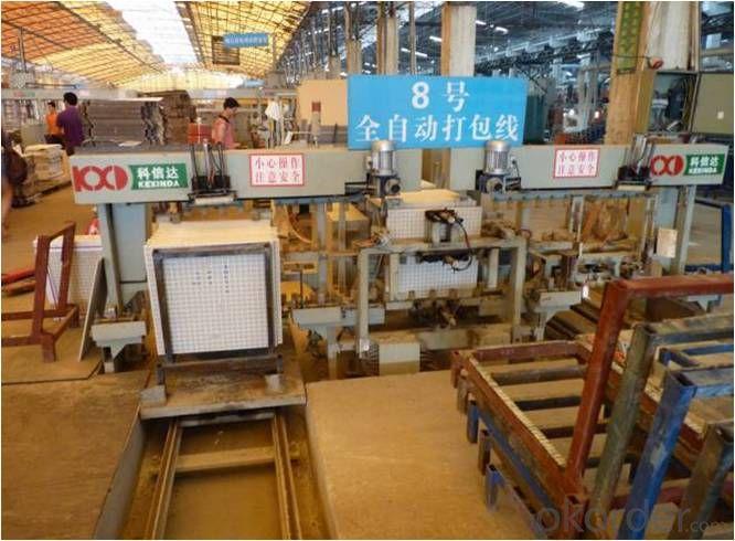 Polished Porcellain Tile Double Loading Yamason Serie CMAX-8201