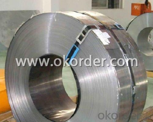 Hot Rolled/Cold Rolled Steel Strip Band Steel Made In China