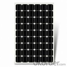 45W CNBM Polycrystalline Silicon Panel for Home Using