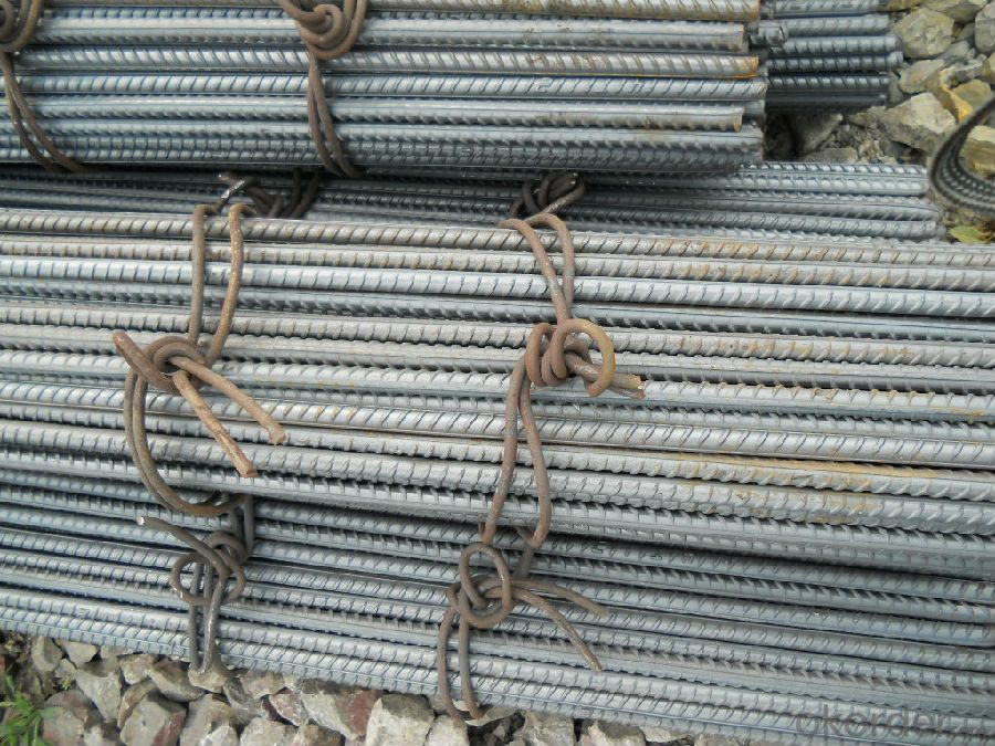 Hot Rolled Steel Deformed Bar D-BAR HRB400/HRB500/B500B/B500C/GR40/R60