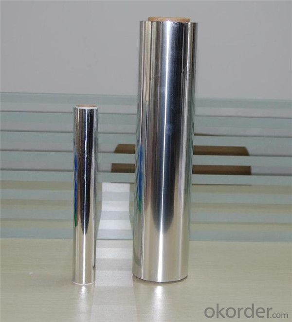 Aluminum Foil In Coil Anodized Surface Treatment Air Condition