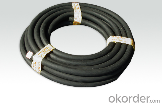Biggest manufacturer in China high pressure hydraulic rubber hose