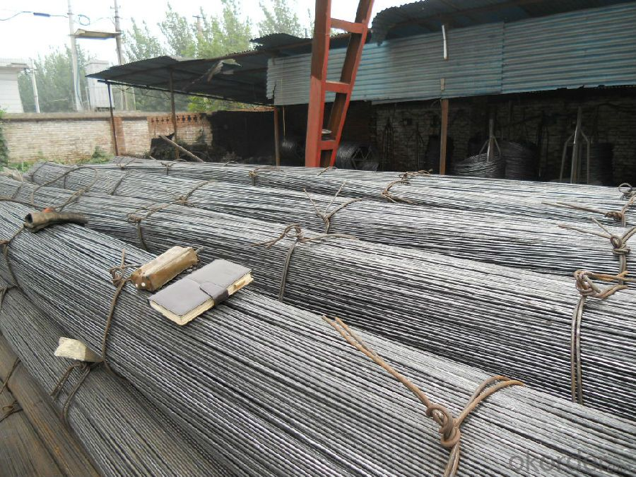 Hot Rolled Steel Deformed Bar D-BAR HRB400/HRB500/B500B/B500C/GR40/R60