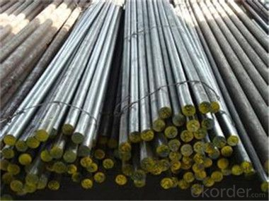HSS Steel Round Bar/High Alloy Round Tool Steel Bar