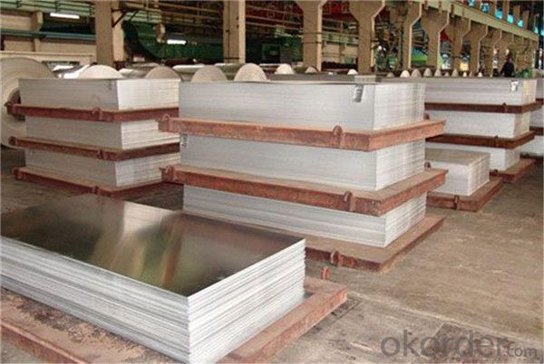 Aluminum Sheet Manufactured in China Metal Alloy 1100 3003 5052 5754 5083 6061 7075