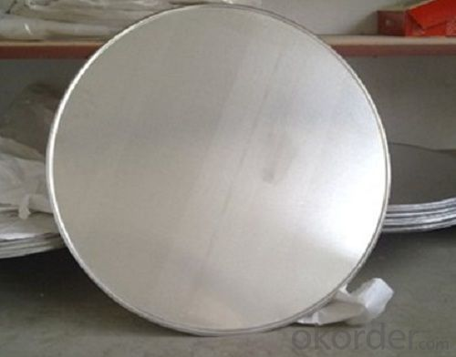 Non-Stick Round Aluminum Circle Disc /Aluminium Circles for Utensils 1050 3003