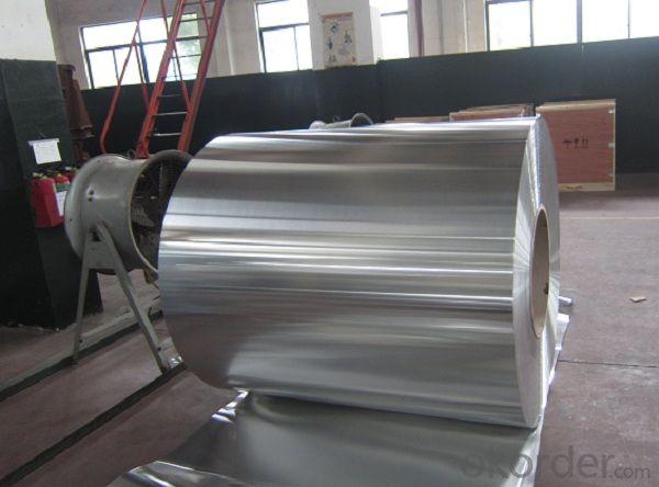 Corrosion Inspection 5052 H32 Aluminium Gutter Coil